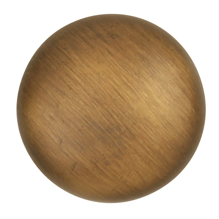 Hickory Hardware H-P771-SD Traditional/Williamsburg Satin Dover Round Knob - Knob Depot