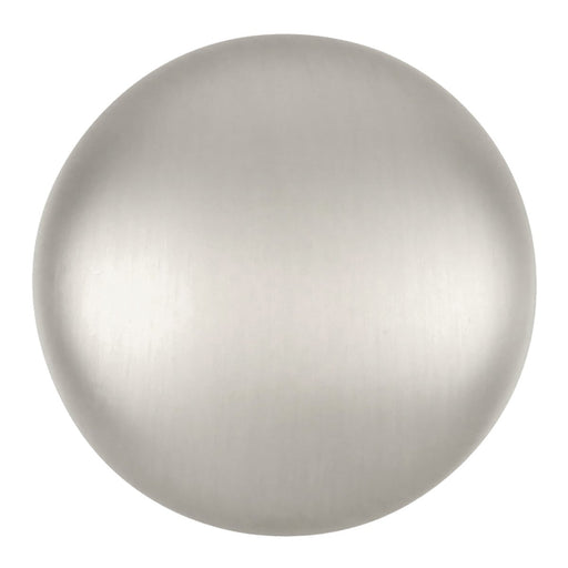 Hickory Hardware H-P771-SS Traditional/Cottage Stainless Steel Round Knob - Knob Depot