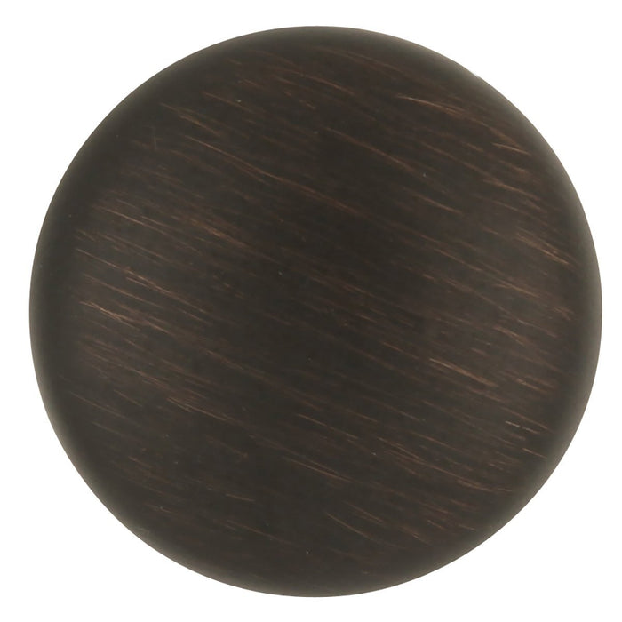 Hickory Hardware H-P771-VB Traditional/Cottage Vintage Bronze Round Knob - Knob Depot