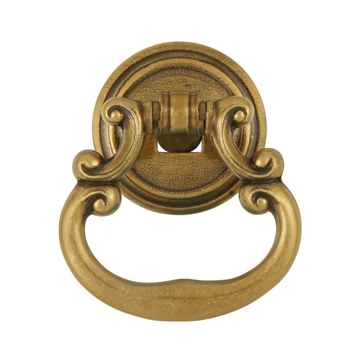 Hickory Hardware H-P8018-LP Traditional/Manor House Lancaster Hand Polished Finger Pull - KnobDepot.com