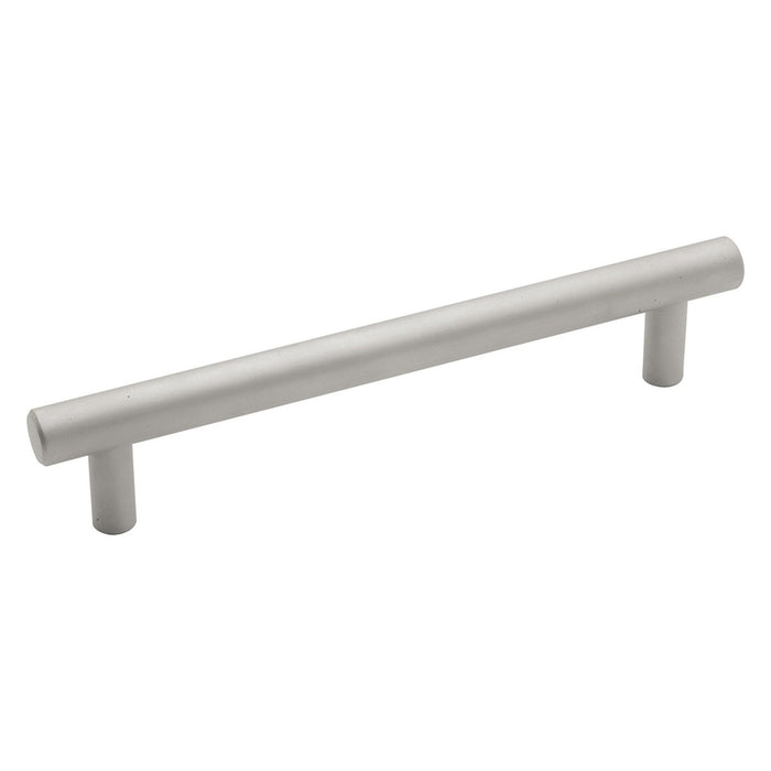 Hickory Hardware H-PA0225-PN Contemporary/Metropolis Pearl Nickel Bar Pull - Knob Depot