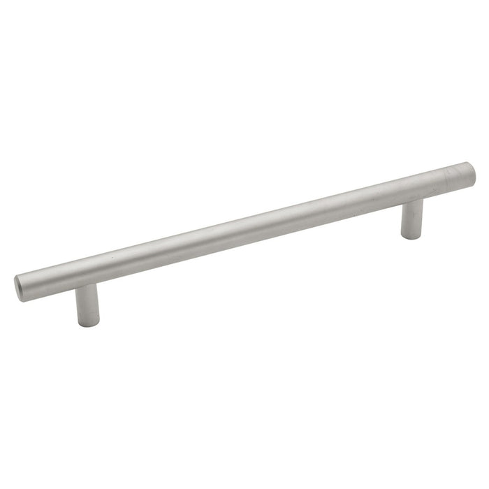 Hickory Hardware H-PA0226-PN Contemporary/Metropolis Pearl Nickel Bar Pull - Knob Depot