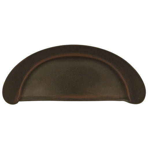 Hickory Hardware H-PA1021-RI Casual/Manchester Rustic Iron Cup Pull - KnobDepot.com