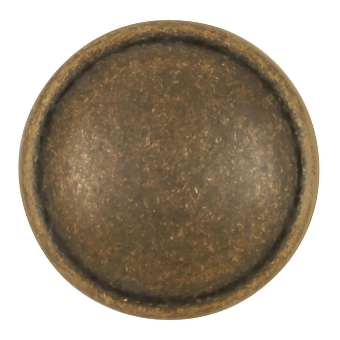 Hickory Hardware H-PA1213-WOA Traditional/Eclipse Windover Antique Round Knob - KnobDepot.com
