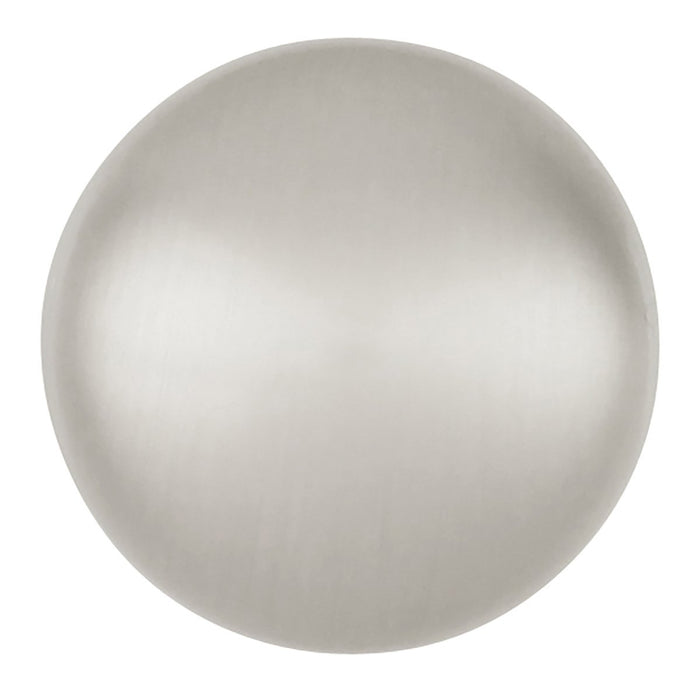 Hickory Hardware H-PA1217-SN Traditional/Modern Accents Satin Nickel Round Knob