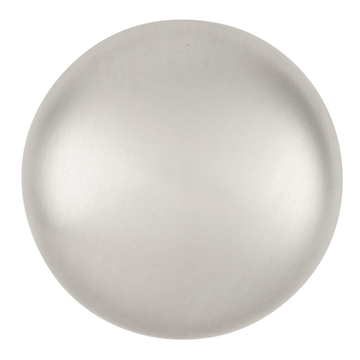 Hickory Hardware H-PA1218-SN Traditional/Modern Accents Satin Nickel Round Knob