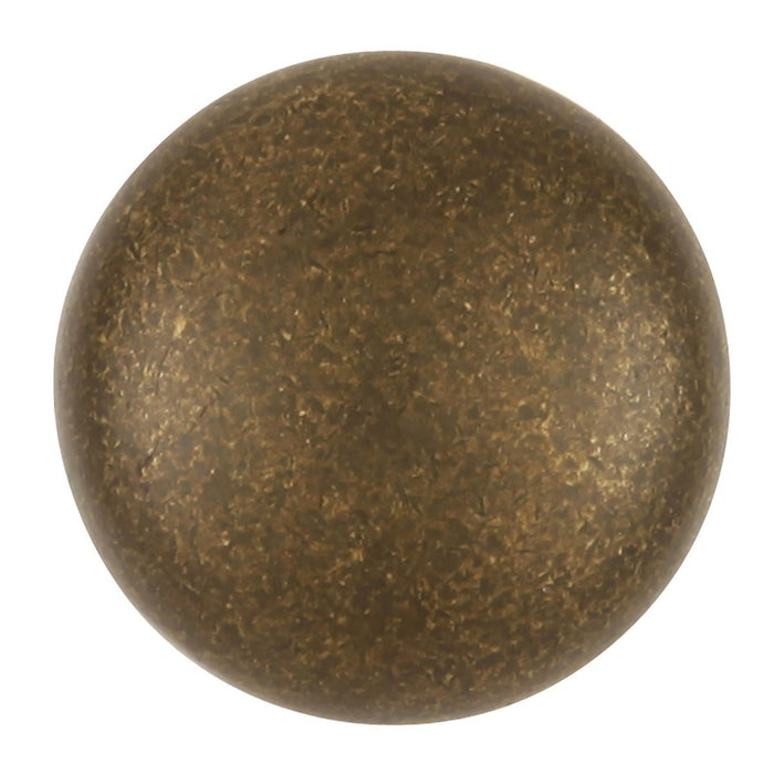 Hickory Hardware H-PA1218-WOA Casual/Oxford Antique Windover Antique Round Knob - Knob Depot