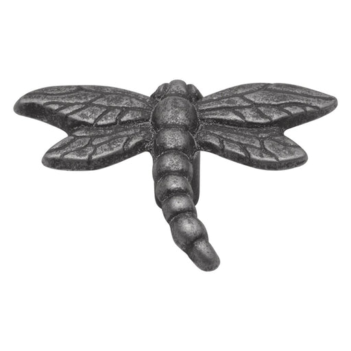 Hickory Hardware H-PA1512-VP Casual/South Seas Vibra Pewter Dragonfly Wildlife Knob - KnobDepot.com