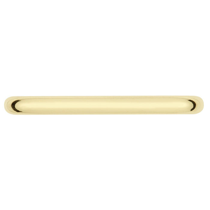 Hickory Hardware H-PW553-PB Traditional/Wire Pulls Polished Brass Standard Pull - Knob Depot