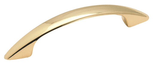 Amerock A-BP3416-3 Allison Polished Brass Standard Pull - KnobDepot.com