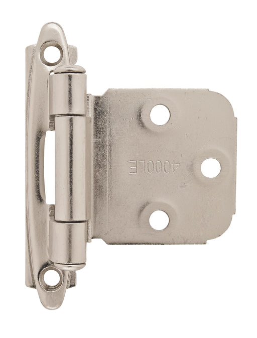 Amerock A-BPR762926 Functional Hardware Polished Chrome Hinge - Knob Depot