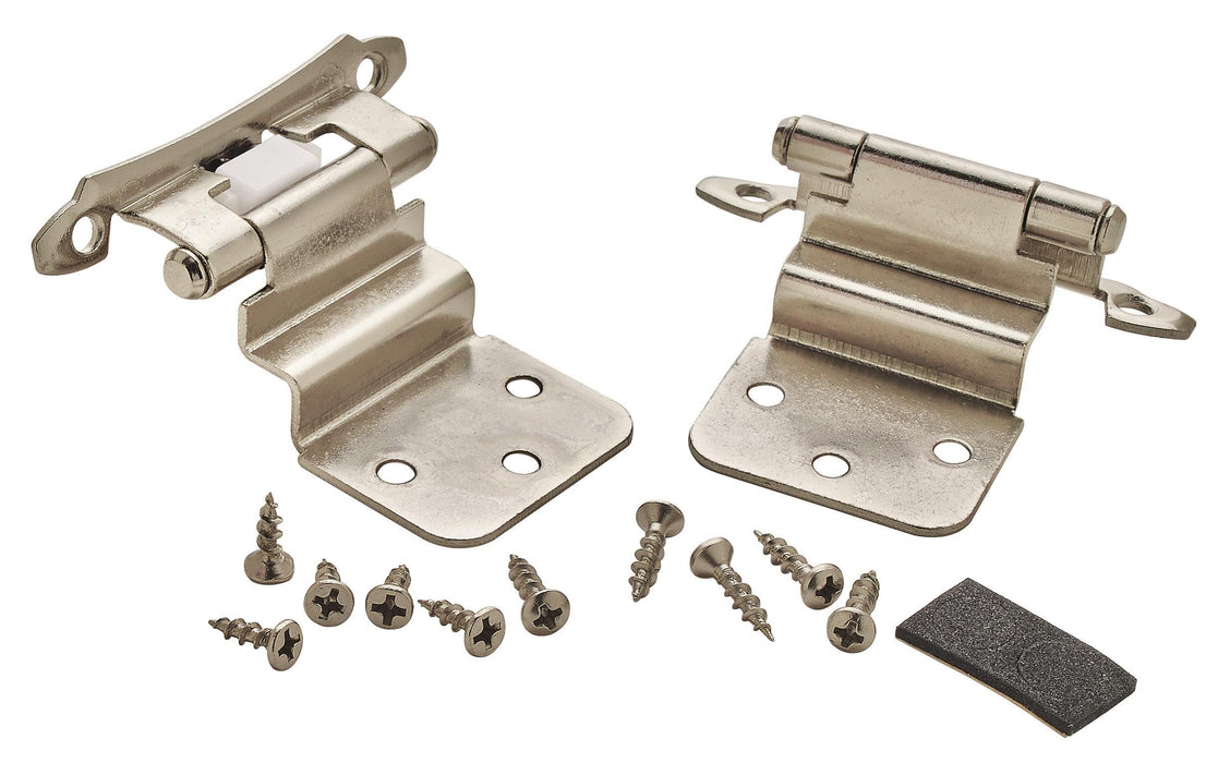 Amerock A-BPR7928-26 Hinges Polished Chrome Hinge - KnobDepot.com
