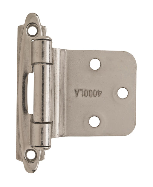 Amerock A-BPR763026 Hinges Polished Chrome Hinge - Knob Depot