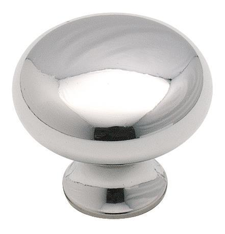 Amerock A-BP853-26 Anniversary Polished Chrome Round Knob