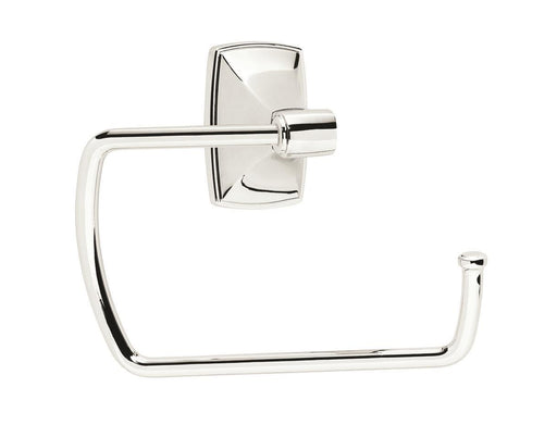 Amerock A-BH2650126 Clarendon - Bathroom Polished Chrome Toilet Tissue Holder - Knob Depot