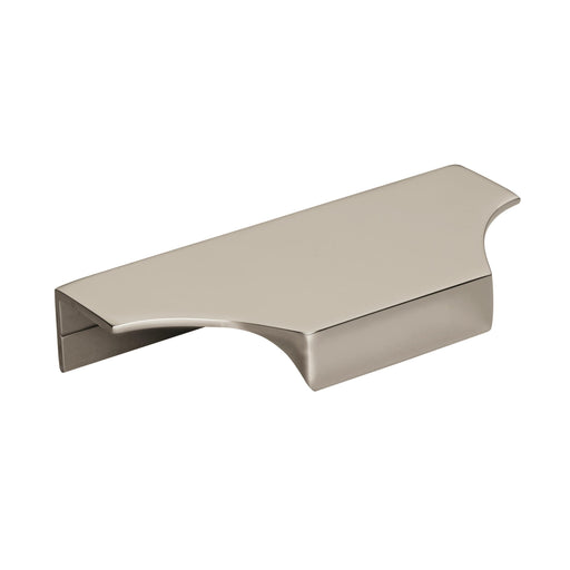 Amerock A-BP36750PN Extent Polished Nickel Edge Pull - Knob Depot