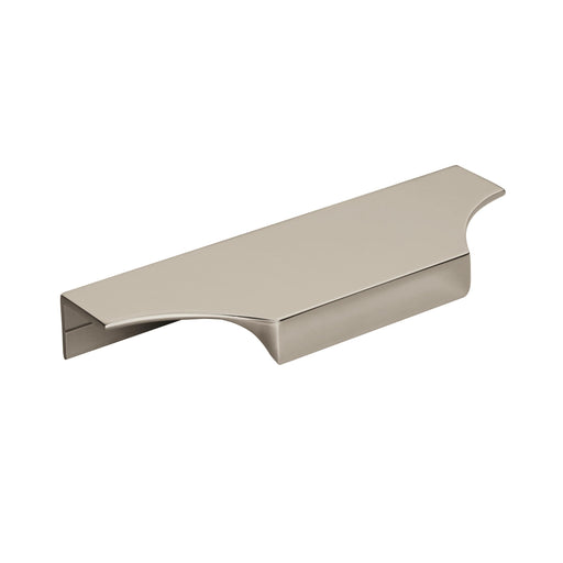 Amerock A-BP36751PN Extent Polished Nickel Edge Pull - Knob Depot