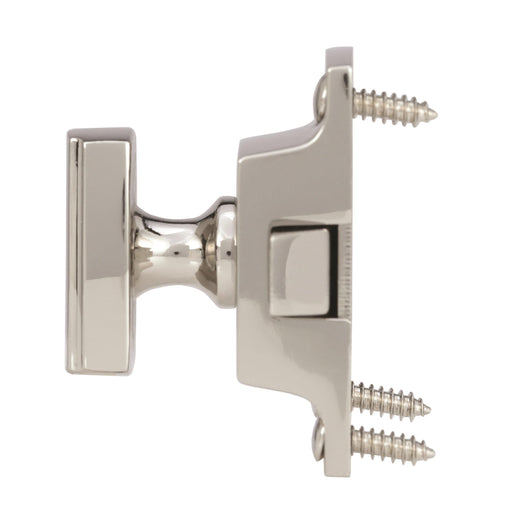 Amerock A-BP55315PN Highland Ridge Polished Nickel Catch or Latch - Knob Depot