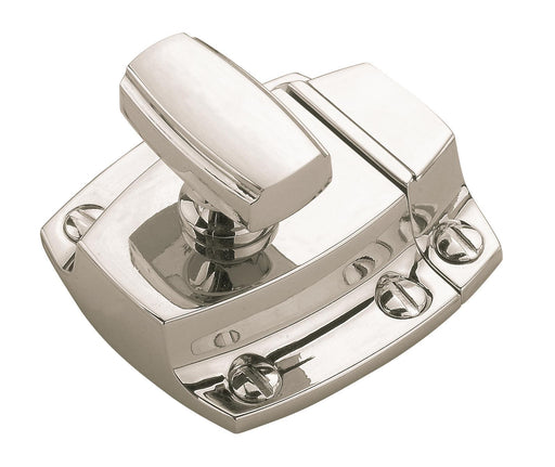Amerock A-BP55315-PN Highland Ridge Polished Nickel Catch or Latch - KnobDepot.com
