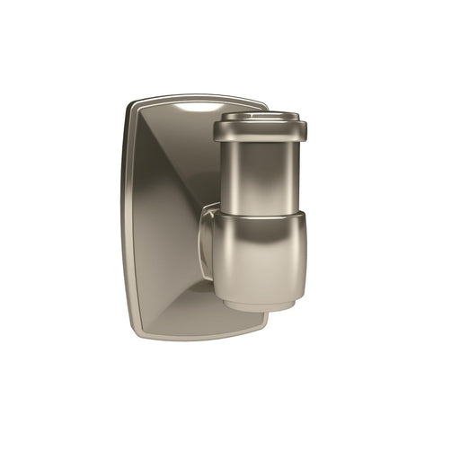 Amerock A-BH26502PN Clarendon Polished Nickel Robe Hook - Knob Depot