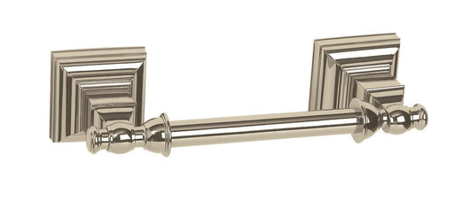 Amerock A-BH26517PN Markham - Bathroom Polished Nickel Toilet Tissue Holder - Knob Depot