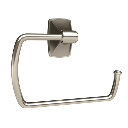 Amerock A-BH26501PN Clarendon Polished Nickel Towel Ring - Knob Depot