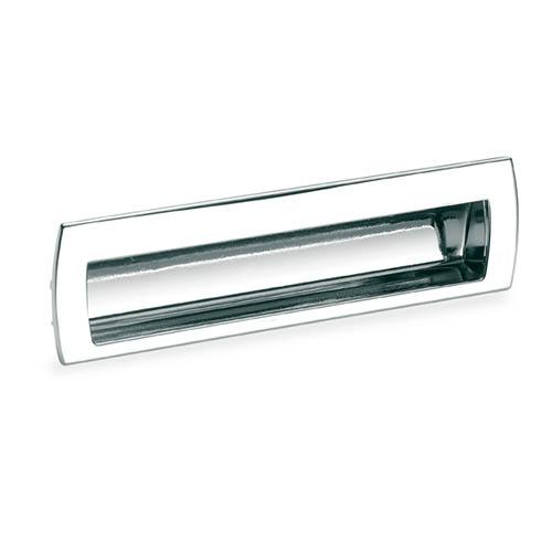 Schwinn S-52291 Flush Pulls Polished Chrome Flush Pull - KnobDepot.com