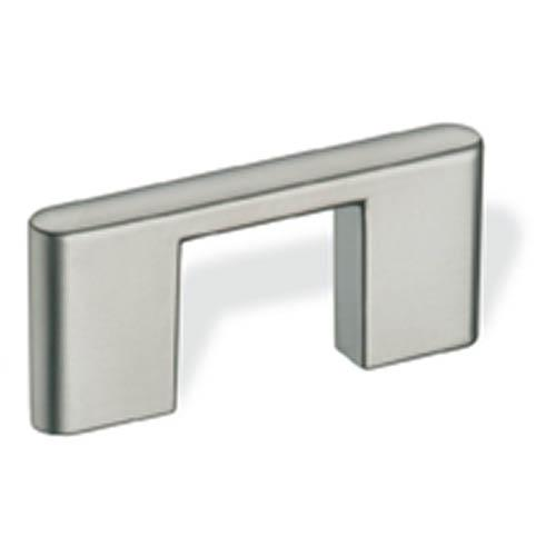 Schwinn S-59026 Square Bar Pulls Satin Nickel Finger Pull - KnobDepot.com