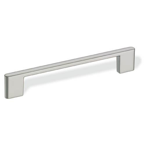 Schwinn S-59027 Square Bar Pulls Satin Nickel Bar Pull - KnobDepot.com