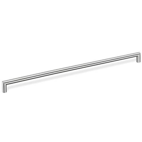 Schwinn S-59114 Round Bar Pulls - Appliance Stainless Steel Appliance Pull - Knob Depot