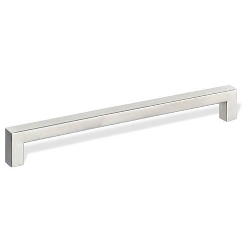 Schwinn S-59119 Square Bar Pulls - Appliance Brushed Stainless Steel Appliance Pull - KnobDepot.com