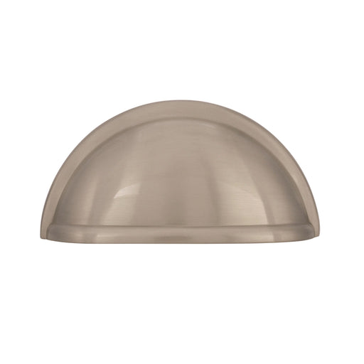 Amerock A-BP53010-G10 Allison Satin Nickel  Cup Pull - KnobDepot.com
