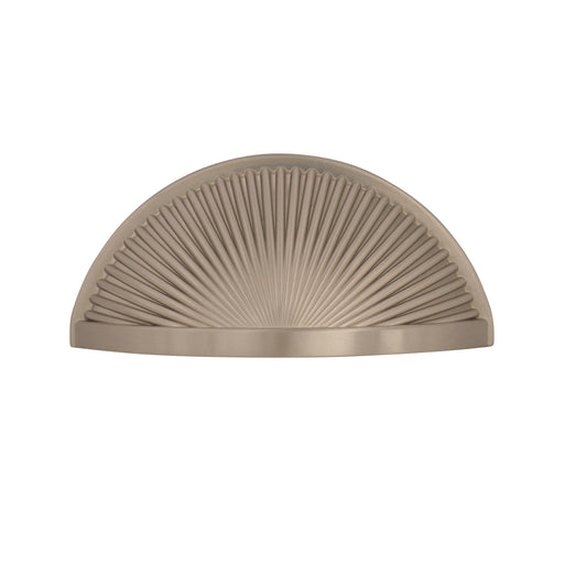 Amerock A-BP36615G10 Sea Grass  Satin Nickel Cup Pull - Knob Depot