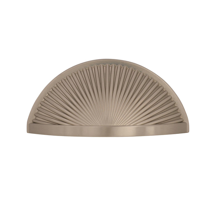 Amerock A-BP36615G10 Sea Grass  Satin Nickel Cup Pull