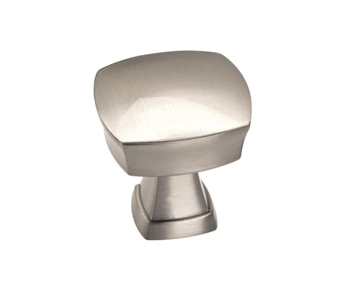 Amerock A-BP11287G10 Allison Value Hardware Satin Nickel Square Knob - Knob Depot