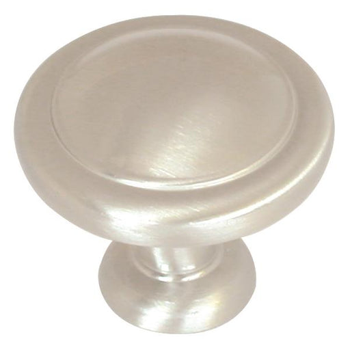 Amerock A-BP1387G10 Allison Value Hardware Satin Nickel Round Knob - Knob Depot