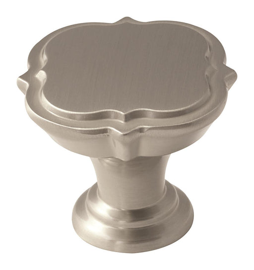 Amerock A-BP36628G10 Grace Revitalize Satin Nickel Square Knob - KnobDepot.com