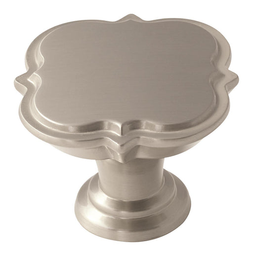 Amerock A-BP36629G10 Grace Revitalize Satin Nickel Square Knob - KnobDepot.com
