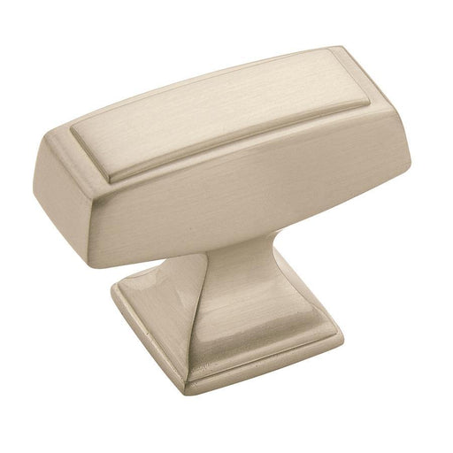 Amerock A-BP535342G10 Mulholland Satin Nickel Large Knob - Knob Depot