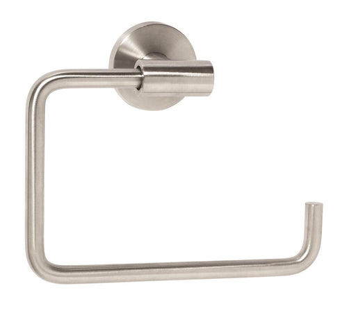 Amerock A-BH26541SS Arrondi - Bathroom Stainless Steel  Towel Ring - Knob Depot