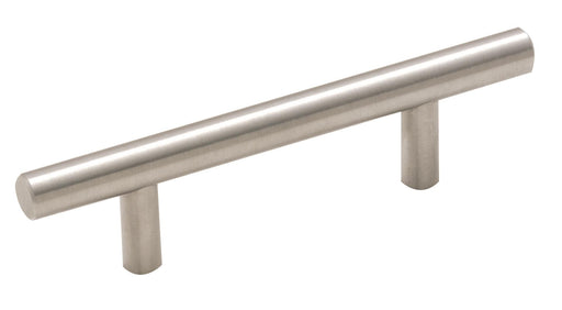 Amerock A-BP19010CS-G9 Bar Pulls Sterling Nickel Bar Pull - Knob Depot