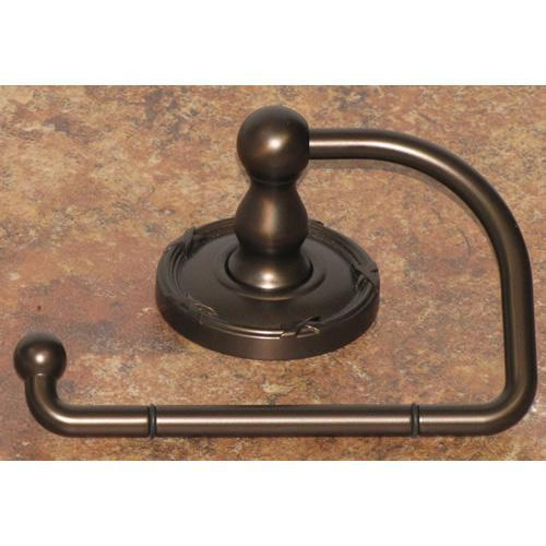 Top Knobs T-ED4ORBE Edwardian - Bathroom Oil Rubbed Bronze Toilet Tissue Holder - Knob Depot
