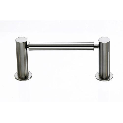 Top Knobs T-HOP3BSN Hopewell - Bathroom Brushed Satin Nickel Toilet Tissue Holder - KnobDepot.com