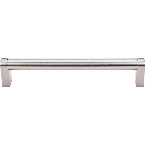 Top Knobs T-M1004 Pennington Bar Pulls Brushed Satin Nickel Bar Pull - KnobDepot.com
