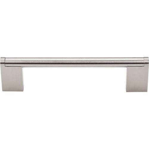 Top Knobs T-M1042 Princetonian Bar Pulls Brushed Satin Nickel Bar Pull - Knob Depot