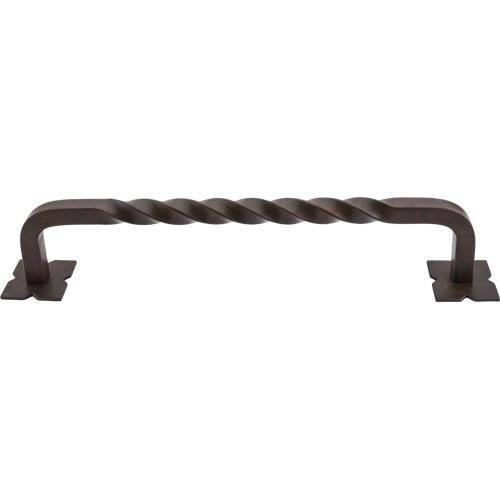 Top Knobs T-M1245-12 Normandy - Appliance Pulls Patina Rouge Appliance Pull - KnobDepot.com
