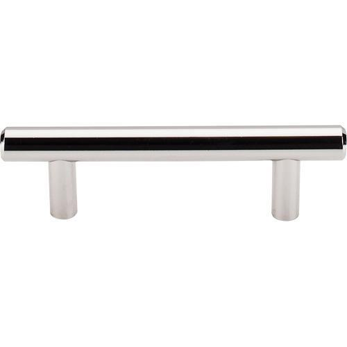 Top Knobs T-M1269 Asbury ,  Top Knobs/Hopewell Bar Pulls Polished Nickel Bar Pull - Knob Depot