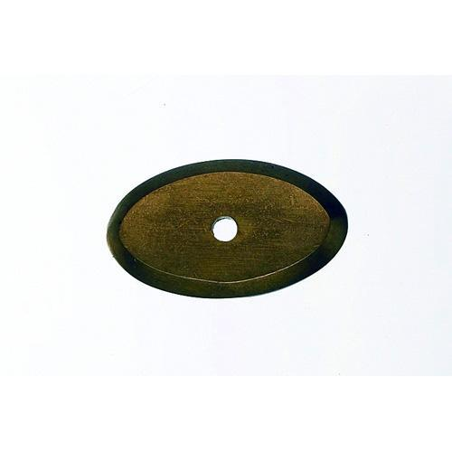 Top Knobs T-M1436 Aspen Light Bronze BackPlate - KnobDepot.com