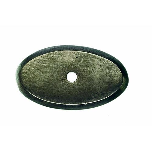 Top Knobs T-M1440 Aspen Silicon Bronze Light BackPlate - KnobDepot.com