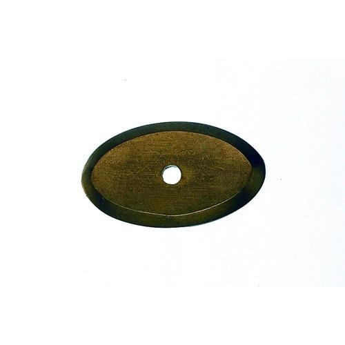 Top Knobs T-M1441 Aspen Light Bronze BackPlate - KnobDepot.com